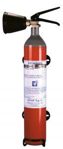 CO2 Fire extinguisher 2Kg Classe of Fire 34B #FNI1213132
