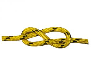 High tenacity double braid Ø 14mm 200mt Spool Yellow #FNI0808314G