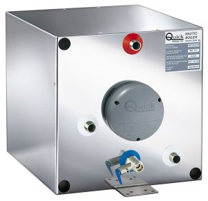 Quick BXS40 40lt 500W Stainless Steel Boiler with Heat Exchanger #QBXS4005S