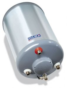 Quick Boiler BX50 in Acciaio Inox 50lt 1200W con Scambiatore #QBX5012S