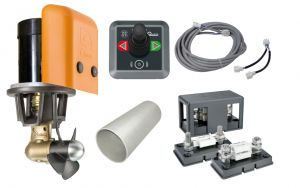 Quick Bow thruster Kit with BTQ 185-55 12V or 24V thruster #Q50810002