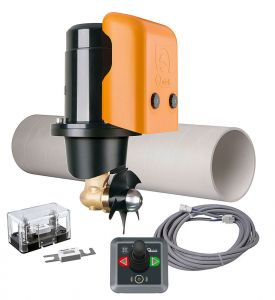 Quick BTQ110-25 Bow Thruster Kit 12V 25Kgf with Joystick Remote control #Q50810007
