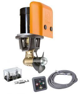Quick BTQ140-40 Thruster Kit 12V 40Kgf Push-button Control NO TNL #Q50810014