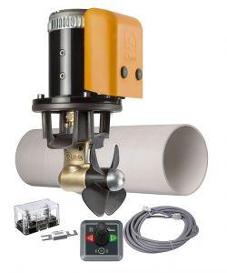 Quick BTQ185-55 Thruster Kit 12V/24V 55Kgf Joystick Remote Control  #Q50810016