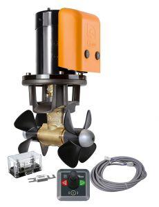 Quick BTQ185-65 Bow Thruster Kit 12V/24V 65Kgf Joystick Control No TNL  #Q50810019