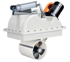 Quick DC BTR 185-65 Retractable Twin Propeller Bow Thruster 12V or 24V 3,3Kw #Q50811022