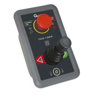 Quick TCD1062 Thruster Joystick Control Panel and integrated load switch #QTCD1062