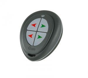 Quick Radiocomando tascabile PT4 4 Canali Left/Right Left/Right 434MHz #QPT4