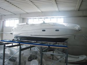 Transparent Indoor Boat Cover Width 10mt 50mt roll #FNI6565540