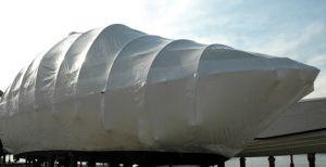 Shrink wrap boat cover width 16mt 50mt roll #FNI6565568
