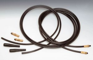 OB/M-90 2 Hose Kit with preassembled fittings at one end L.9mt #UT41709G