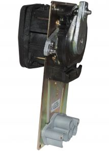 Ultraflex B85 Single lever side mount control #UT35682I