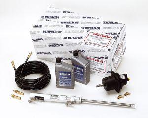 Ultraflex Kit GOTECH-OBS Timoneria Idraulica per Fuoribordo fino a 115hp #UT42823K
