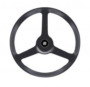 Volante nero V32 Ultraflex 33,5cm in plastico antiurto 35458X #N110753206348