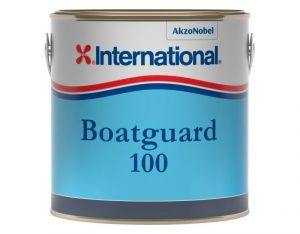 International Boatguard 100 Antifouling Red YBP001 2,5Lt #458COL1071