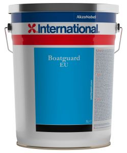 International Antivegetativa Boatguard EU Azzurro YBB811 5Lt #458COL1074
