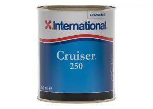 International Cruiser 250 Antifouling 0,75 Lt Black YBP154 #458COL1010