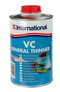 International VC General Thinner 1Lt #N702458COL305
