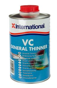 International VC General Thinner Diluente 1Lt #N702458COL305