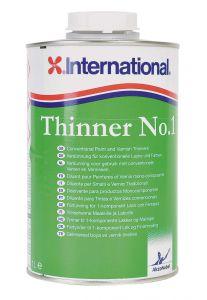 International Diluente Thinner No.1 1Lt per la diluizione #N702458COL6500