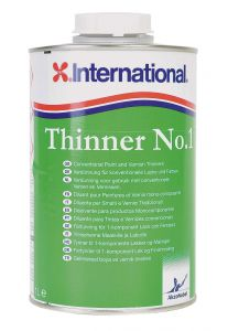 International Thinner No.1 1Lt for thinning or equipment cleaning #N702458COL6500