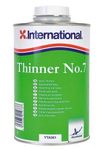 International Diluente Thinner No.7 per Epossidici 1Lt #N702458COL6501