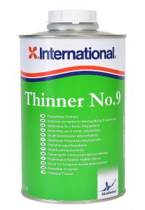 International Diluente Thinner No.9 1Lt per Perfection Varnish Undercoat #N702458COL6502