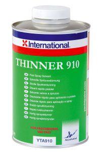 International Diluente Thinner 910 1Lt Linea Professional #N702458COL6505