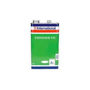 International Thinner 920 Diluente 5Lt #458COL6506