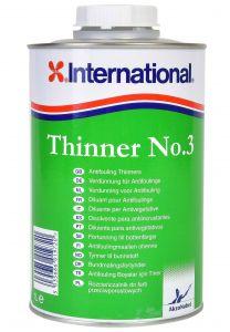 International Thinner No.3 1Lt #N702458COL652