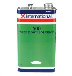 International 600 Wipe Down Solvent 5Lt #458COL6507