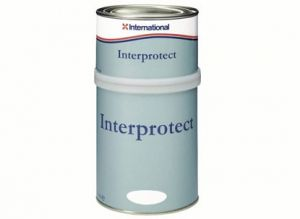 International Primer Interprotect Lt 2,5 Grigio #458COL657