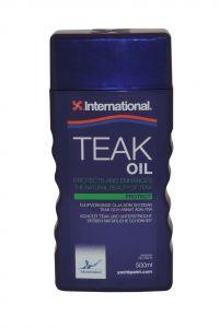 International Teak oil Lt 0,5 #N702458COL639