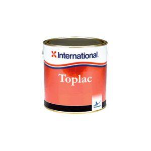 International Smalto Toplac Lt 0,75 Bianco 001 #458COL668