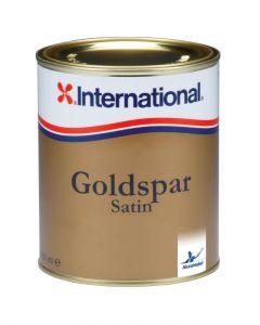 International Goldspar Satin Clear Varnish 0,75Lt #458COL683