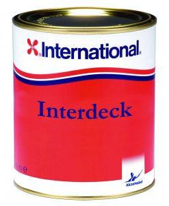 International Smalto Antisdrucciolo Interdeck Lt 0,75 Bianco #458COL687