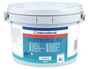 International Interfill 833 Stucco a Finire Parte A 5Lt #458COL1125