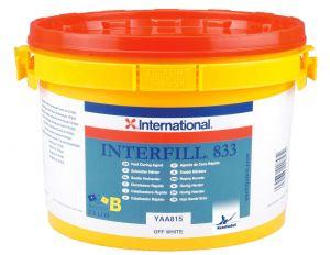 International Interfill 833 Stucco a Finire Parte B 5Lt #458COL1126