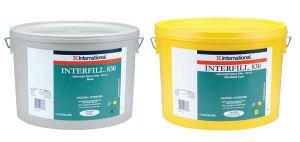 International Interfill 830 A + B Epoxy Filler 5 Lt #458COL661