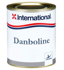 International Danboline 0,75Lt White hard wearing coating for bilges #N702458COL692