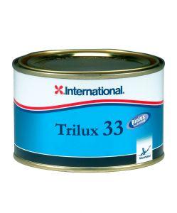 International Antivegetativa Trilux 33 Bianco YBA064 375ml #458COL1035
