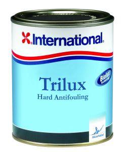 International Antivegetativa Trilux 33 Nero YBA067 750ml #458COL1042