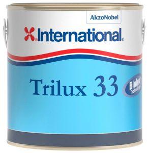 International Trilux 33 Antifouling 2,5Lt Light Blue YBA071 #458COL1046