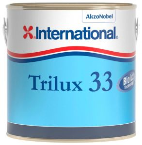 International Antivegetativa Trilux 33 Nero YBA067 2,5Lt #458COL1048