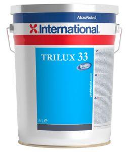 International Antivegetativa Trilux 33 Nero YBA067 5Lt #458COL1054