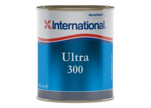 International Ultra 300 Antfouling 0,75Lt Light Blue YBB702 #N702458COL629