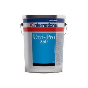 International Uni-Pro 250 Antifouling Light Blue 5Lt #458COL1151