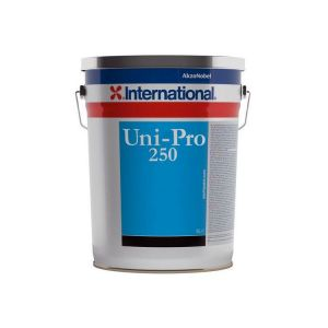 International Antivegetativa Uni-Pro 250 Blu 5Lt #458COL1153