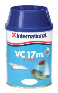 International VC 17m Extra Antifouling 2Lt Graphite #458COL313