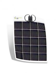 Giocosolutions Flexible Polycrystalline Solar Panel 80W-Q #GSP80Q